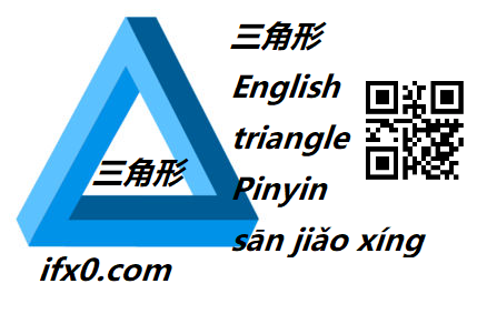 triangle-in-Chinese-HSK-5-words-san1-jiao3-xing2.png